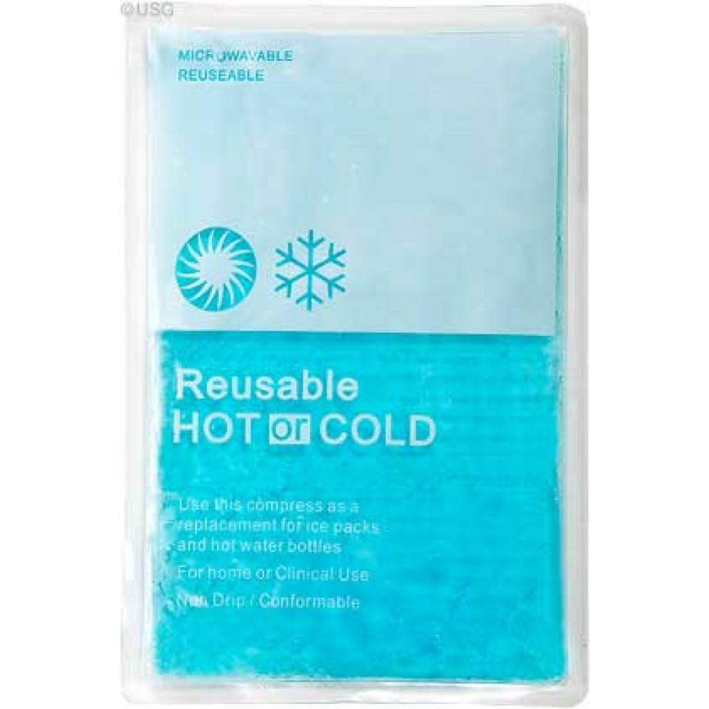 Daugkartinis šaldantis/šildantis kompresas, 2 vnt.