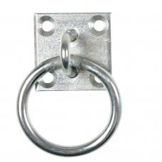 Parišimo žiedas tvirtinamas ant sienos