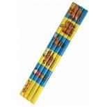 Pieštukas su linksmais paveikslėliais