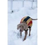 Šiltas flysinis šuns apsiaustas Rambo® Deluxe