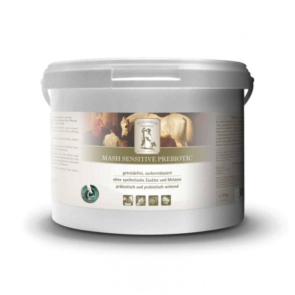Papildas Mash Sensitive prebiotic, 3 kg