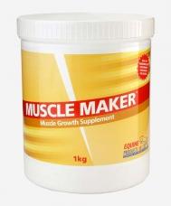 Pašaro papildas Muscle Maker raumenyno augimui