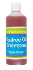 Natūralus NAF arbatmedžio aliejaus šampūnas