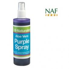 NAF priemonė pažeistai odai Aloe Vera Purple