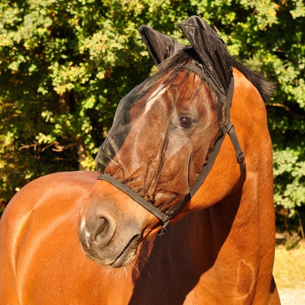 Kaukė nuo musių Bonnet su ausų apsauga