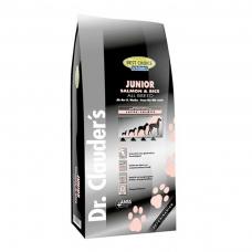 Sensitive Junior pašaras šunims su lašiša ir ryžiais, 20 kg