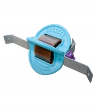 Žaislo Bizzy Ball laikiklis, tvirtinimui prie tvoros ar sienelės