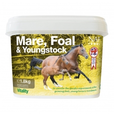 Papildas NAF Mare Foal & Youngstock