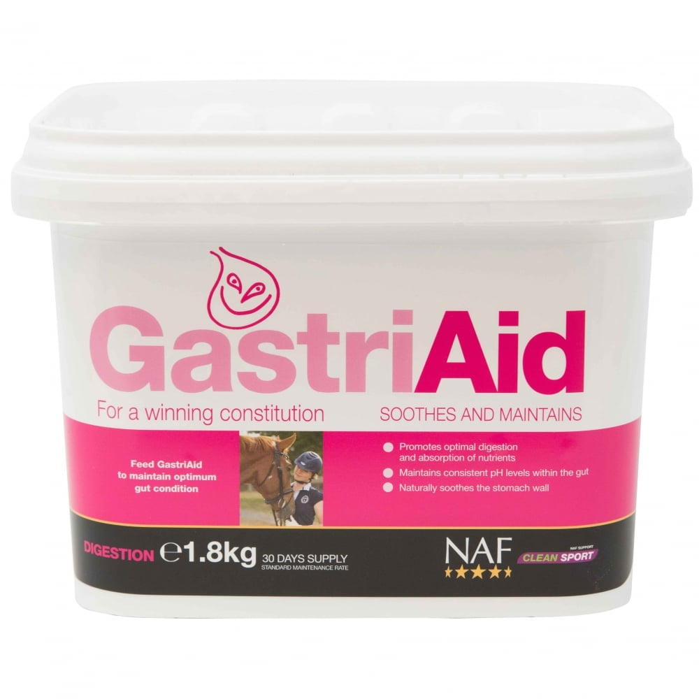 Papildas NAF Gastri Aid sveikam viškinimui