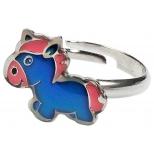 Keičiantis spalvą žiedas Pony
