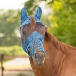 Kaukė nuo musių Premium su ausų apsauga