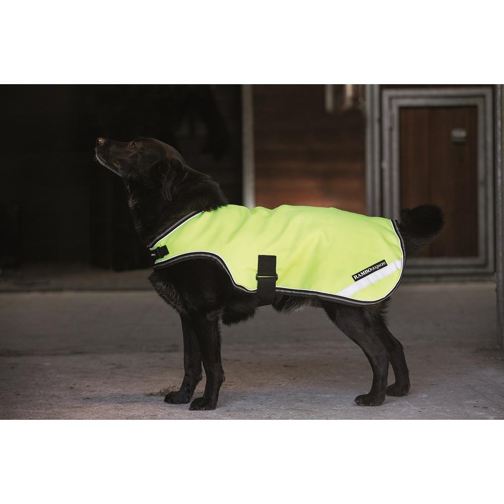 RAMBO® Reflective atšvaitinis šuns apsiaustas