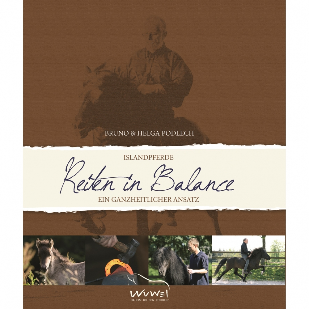Knyga Reiten in Balance