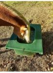 Mobilios šieno ėdžios 1-3 žirgams