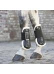 Kojų apsaugos su kailiuku, priekinės