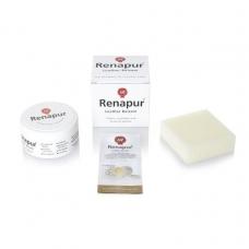 RENAPUR odinių gaminių balzamas, 125 ml su kempinėle