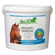 Granuliuotas mineralų papildas Stiefel Organic