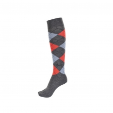 Kojinės Pikeur Checkered