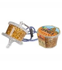 Likit laižalų papildymas žaislams Granola, 550 g
