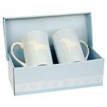 Puodeliai Horse Mugs