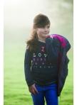 Marškinėliai vaikams ilgomis rankovėmis