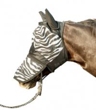 Kaukė nuo musių Zebra, full dydis