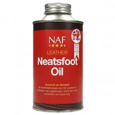 NAF Neatsfoot Oil aliejus odiniam inventoriui