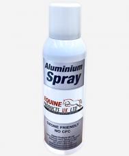Antibakterinė priemonė žaizdoms Aluminium
