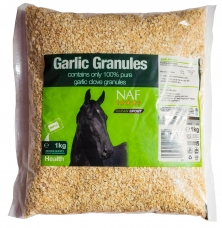 NAF česnako granulės