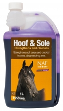 NAF Hoof & Sole trapioms kanopoms