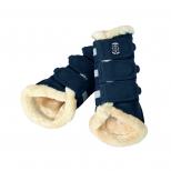 Kojų apsaugos FAUX FUR, priekinės