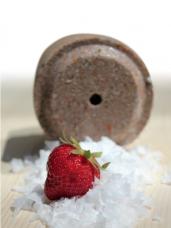 Mineralinė druska LollyRoll Strawberry, 2 vnt.