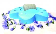 Mineralinės druskos laikiklis Flower