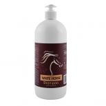Šampūnas šviesaus kailio žirgams WHITE HORSE