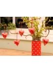 Pakabinamos dekoracijos Hearts