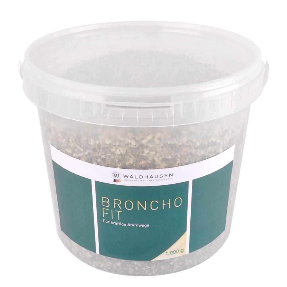 Broncho-Fit vaistažolių mišinys kvėpavimo takams