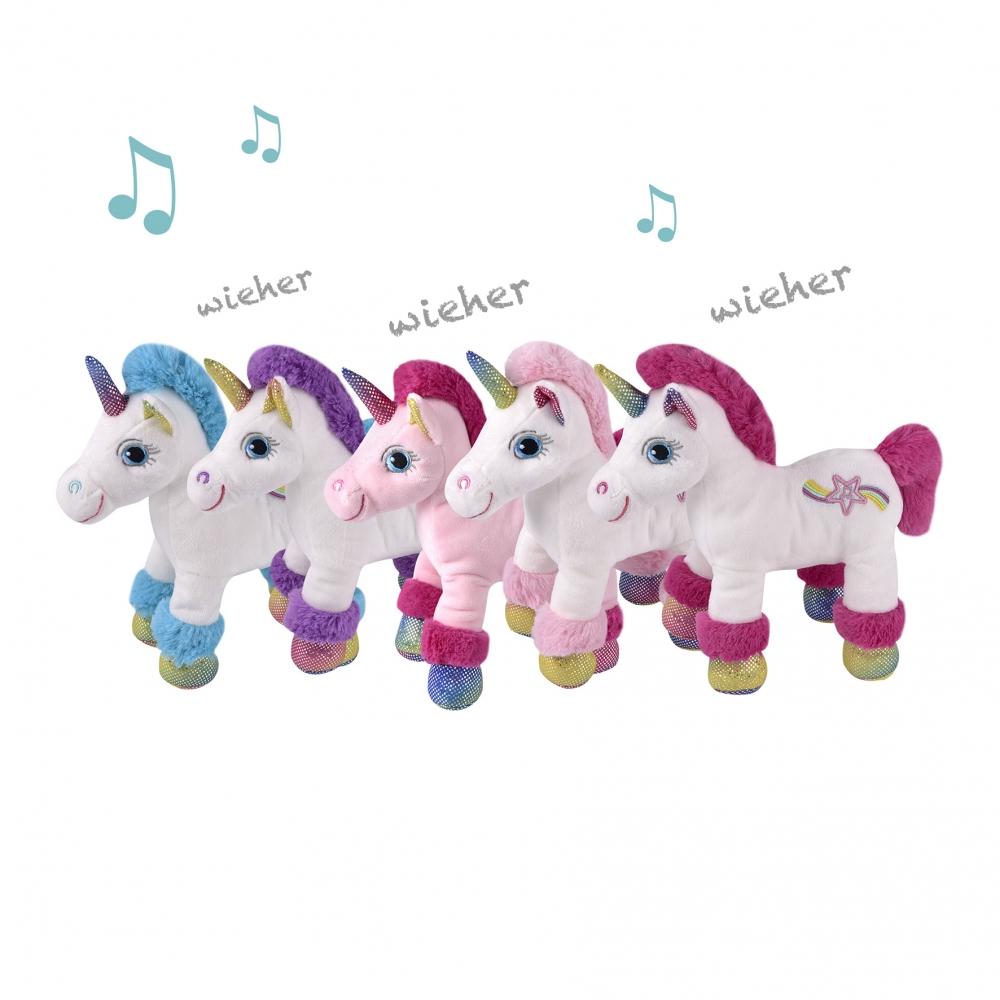 Grojantis žaisliukas Unicorn