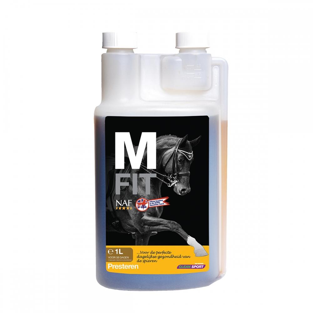 NAF M Fit Vitamino E ir seleno papildas raumenims