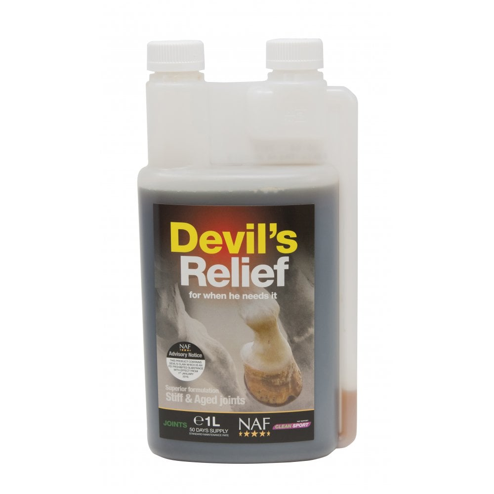 Papildas sąnariams NAF Devils Relief