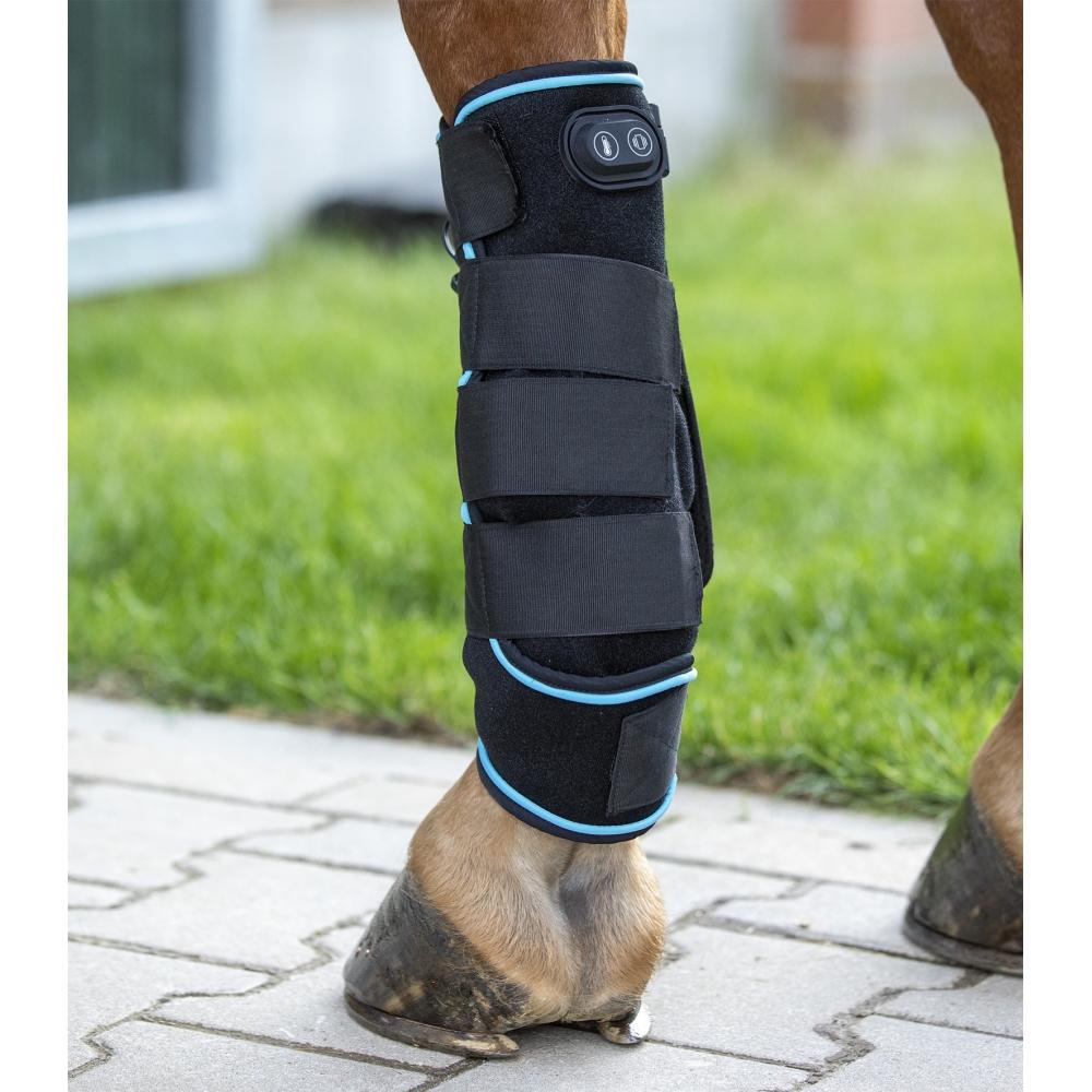 Šaldanti, šildanti ir masažuojanti kojų apsauga, 1 vnt.